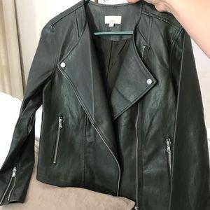 NWOT Moto Jacket